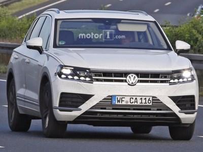 Раскрыты все новинки VW для РФ