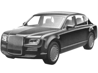 Президентский лимузин «Кортеж» получит шины «Кама» исалон от учреждения «Русская кожа»