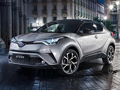 Toyota раскрыла планы по новинкам для России на 2018 год