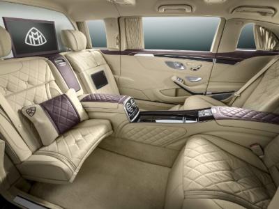 Спрос на роскошные автомобили в России растёт