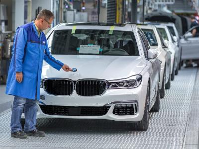 Раскрыты сроки запуска нового российского завода BMW