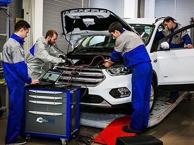 Названы марки автомобилей с лучшим уровнем послепродажного обслуживания в РФ