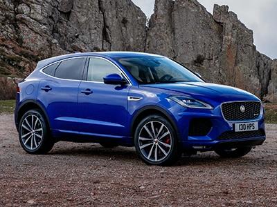 Jaguar объявляет старт продаж кроссовера E-Pace