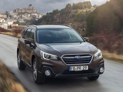 Россияне дождутся обновлённого Subaru Outback в 2018 году