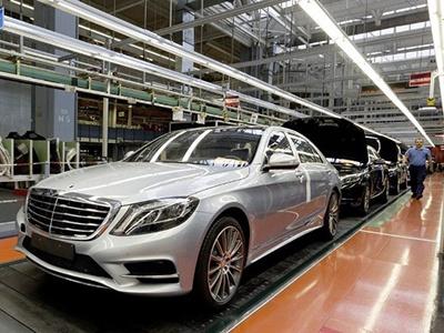 Шесть поставщиков Daimler могут наладить производство в Подмосковье