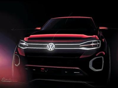 Volkswagen представил видеотизер в поддержку нового пикапа