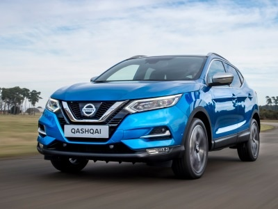 Обновлённые Nissan Qashqai и X-Trail пропишутся в Петербурге