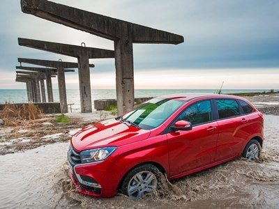 «АвтоВАЗ» выпустит самую недорогую версию Лада Xray
