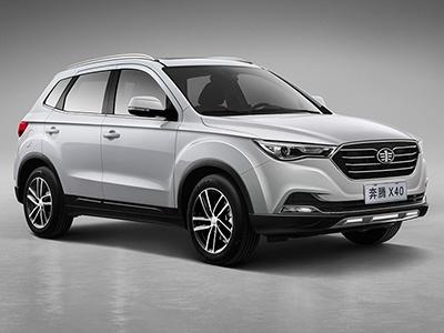 FAW привезет в Россию близнеца Mazda CX-3 и другие новинки