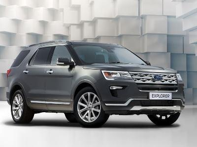 Начались продажи обновлённого Ford Explorer