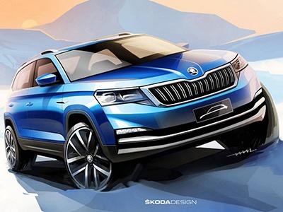 Skoda представит вКитае «убийцу» Hyundai Creta