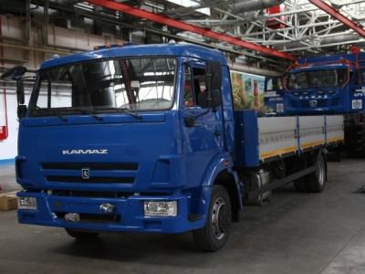 КАМАЗ планирует начать использование беспилотников на внутризаводских маршрутах