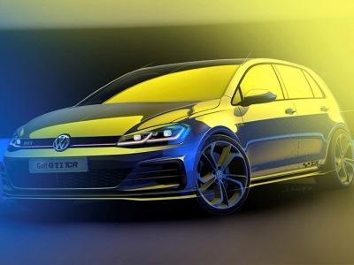 Volkswagen официально представил новый Golf GTI
