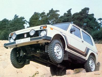 Новую Lada 4x4 создадут на глобальной платформе