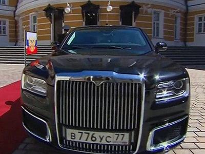 Автомобили «Кортеж» будут предлагаться в долгосрочную аренду
