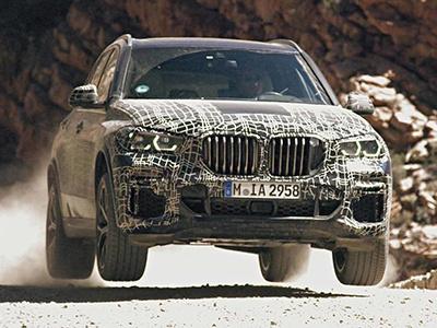 BMW намекнул на скорую премьеру нового поколения X5