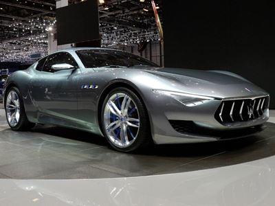 Maserati готовит новый спорткар, кроссовер и 4 электромобиля