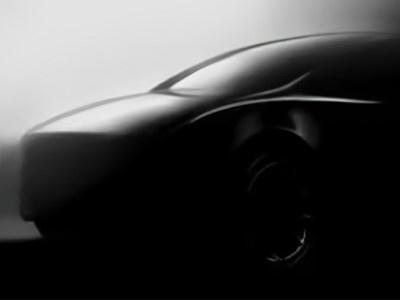 Tesla представила тизеры кроссовера Model Y