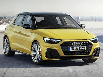 Первые официальные фото Audi A1 2019