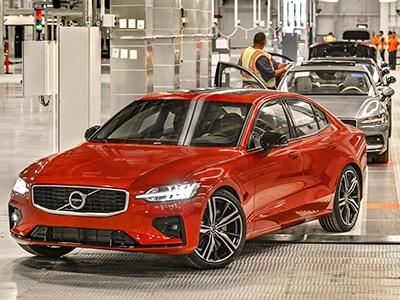 Volvo интересна идея строительства завода в России