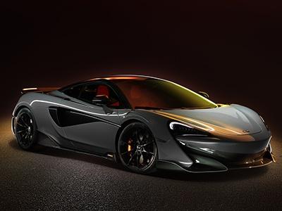 McLaren представил «удлиненный» суперкар 600LT
