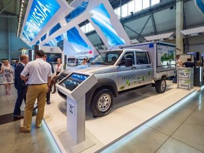 Гибридный УАЗ «Профи»: два мотора, автомат иотличная динамика