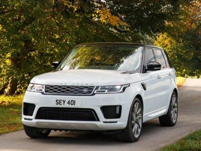 Ленд-Ровер «освежит» Range Rover Sport