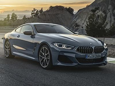 BMW раскрыла цены на спортивное купе 8 Series