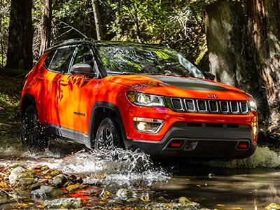 Названа стоимость нового кроссовера Jeep Compass для авторынка РФ