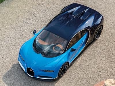 Названы сроки поставки россиянину Bugatti Chiron за €3,1 млн