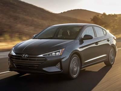Официально представлен обновлённый седан Hyundai Elantra