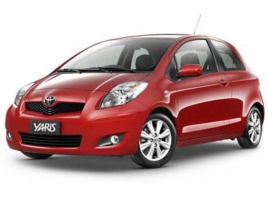 Toyota Yaris 3-дв.