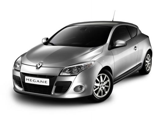 Renault Megane хэтчбек 3-дв.