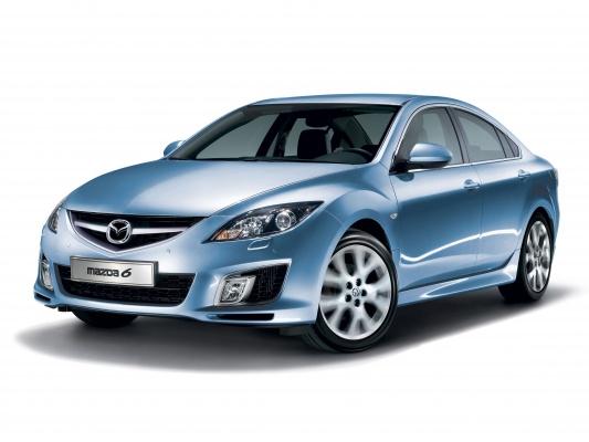 Mazda 6 хэтчбек