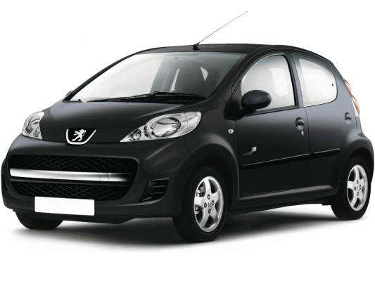 Peugeot 107 5-дв.