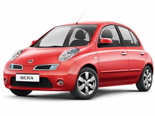 Nissan Micra 5-дв.