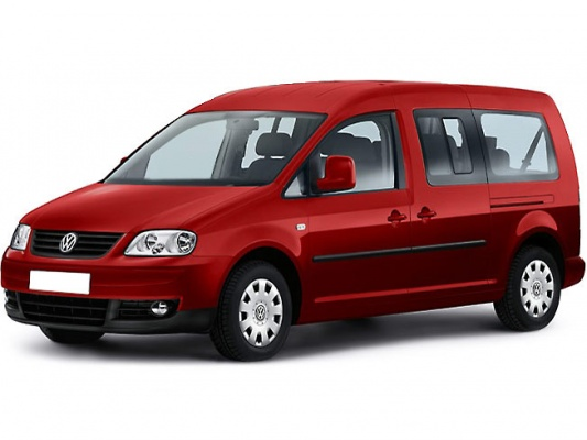 Volkswagen Caddy Maxi минивэн