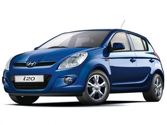 Hyundai i20 5-дв.