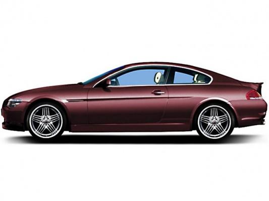 Alpina B6 купе