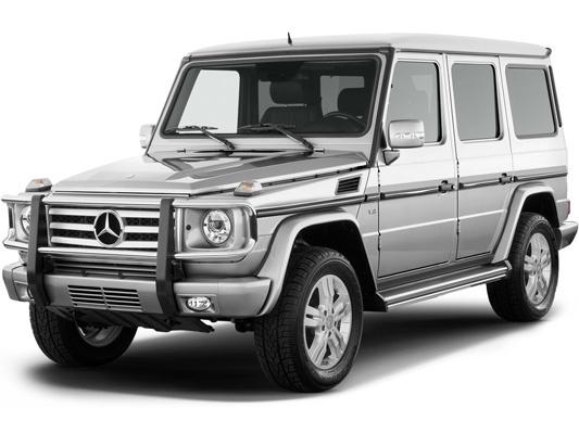 Mercedes-Benz G-Класс 5-дв.