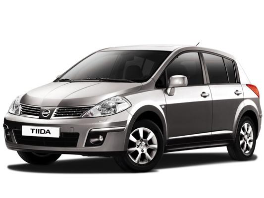 Nissan Tiida хэтчбек