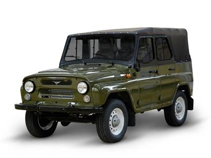 УАЗ 469 Внедорожник - технические характеристики: КПП, двигатель ...
