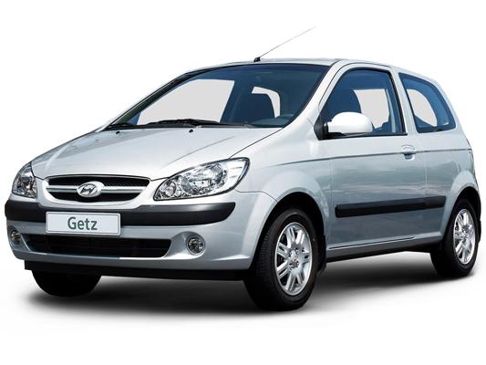 Hyundai Getz 3-дв.