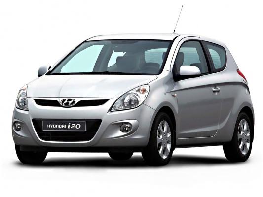 Hyundai i20 3-дв.