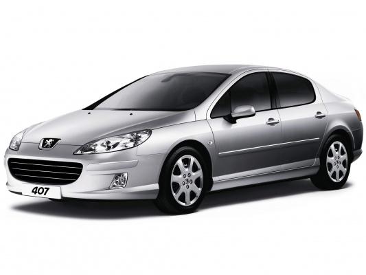 Peugeot 407 седан