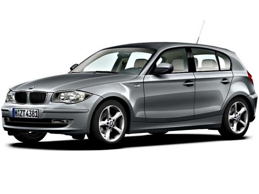 BMW 1 серия хэтчбек 5-дв.