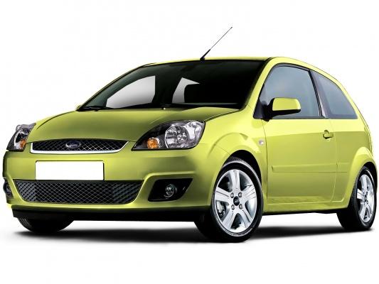 Ford Fiesta 3-дв.