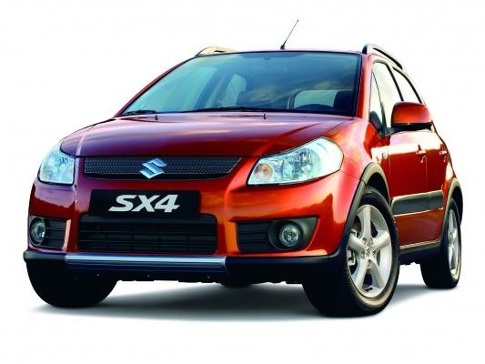 Suzuki SX4 хэтчбек