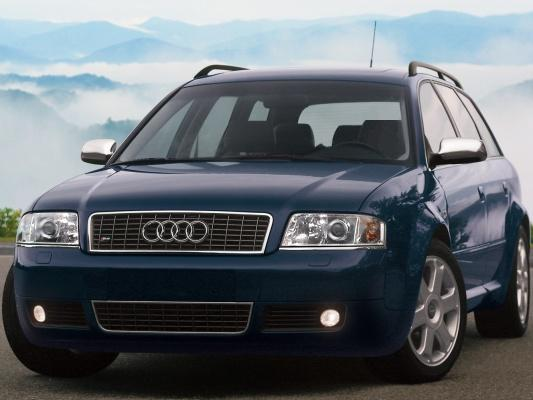 Audi S6 универсал