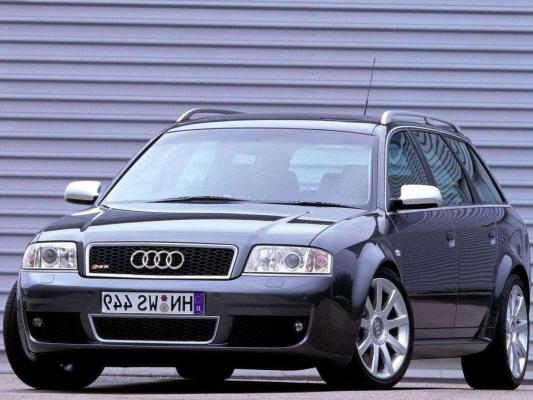 Audi RS6 универсал